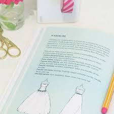 wedding planner guide wedding planner guide journal and notebook by pearl