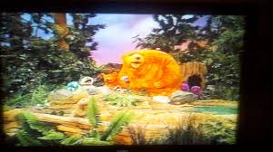 bear in the big blue house 2005 previews youtube