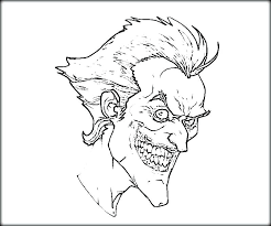 Cute Joker Coloring Pages Batman Est Fascinating Pictures Of A Coloring Pages Joker