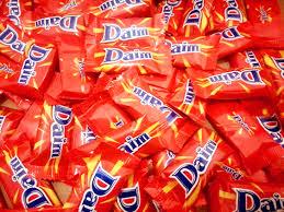 Daim Chocolate Ikea Sale Ikea Swedish Import Daim Dai Deyme Flat Peach Crisp Caramel