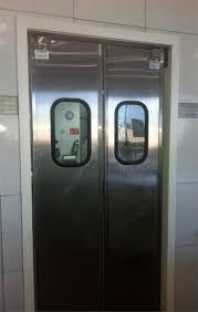 Swinging Doors For Kitchen Restaurant Kitchen Traffic Door Stainless Steel Restaurant Double
