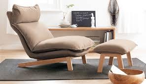 HIGHBACK RECLINING SOFA BRN S - Muji sofas