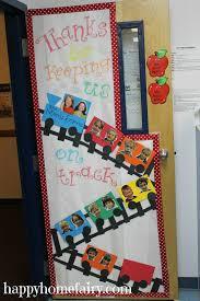 cute teacher appreciation door idea happy home fairy loversiq