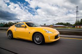 nissan 370z yellow edition review 2017 nissan 370z touring sport coupe canadian auto review