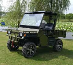 new kw new 7 5kw 3 seats 4wd electric utv utility vehicle ep75dutv 2