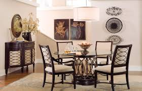 dining room enjoyable 7 piece black dining room table set