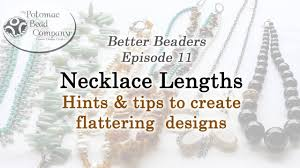 beading necklace lengths images Better beaders 11 necklace lengths jpg