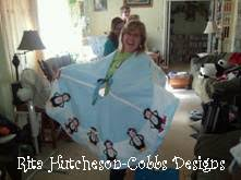 hutcheson cobbs penguin tree skirt