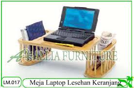 desain meja lesehan meja laptop lesehan klender keranjang allia furniture