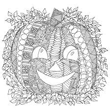 halloween pumpkin drawing halloween coloring pages for adults