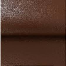 Sofa Leather Fabric 140x50cm Brown Soft Leather Fabric Sofa Cloth Bag Big Litchi