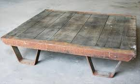 Industrial Coffee Table Diy 8 Trendy Diy Industrial Coffee Tables Shelterness