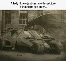 batman looked meta picture