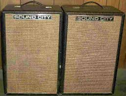 10 Guitar Speaker Cabinet Sound City Photo Page 12