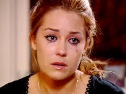 Lauren Conrad Meme - the truth behind lauren conrad s mascara tears from the hills