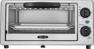 4slice Toasters Bella 4 Slice Toaster Oven Multi Bla14413 Best Buy