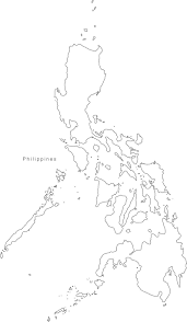 Phillipines Map Digital Philippines Map For Adobe Illustrator And Powerpoint