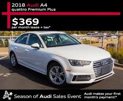audi a4 lease specials audi lease specials at phil in colorado springs