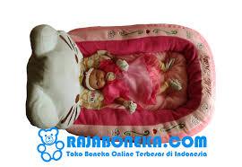 Kasur Bayi Karakter jual kasur boneka bayi hello besar lucu