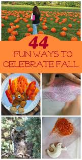 44 fall activities for families things