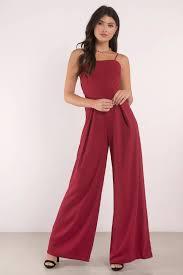 Red Jumpsuits For Ladies Jumpsuits For Women Black Jumpsuit White Jumpsuit Tobi