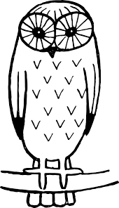 royalty free stock retro owl vector oh so nifty vintage graphics