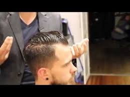 comb over with receding hairline skin fade tutorial comb over youtube