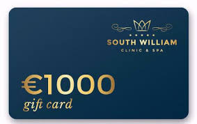 1000 gift card gift cards south william clinic spa