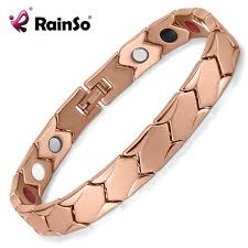 man titanium bracelet images Pure titanium bracelet health care elements magnetic bracelets jpg