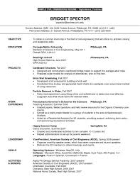 structural engineering resume structural engineer resume sample