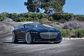 luxury mercedes sedan mercedes maybach unveils a stunning new all electric luxury