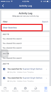 clear history android how to delete search history on android iphone app