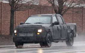 Old Ford Unibody Truck - ford f 150 going unibody for 2015 truck trend news