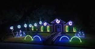 johnson family christmas lights psy axs