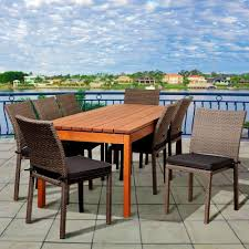 Wicker Patio Furniture Miami by Oval Wicker Patio Furniture Patio Dining Furniture Patio