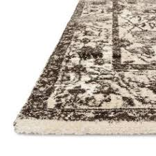 Viera Area Rug Loloi Rugs Torrance Collection Tc 09 Ivory Beige Microfiber Area