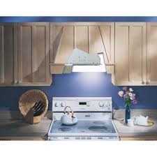 allure by broan light bulb kitchen broan hood for electric or gas cooktops griffou com