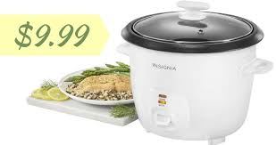 best buy black friday 999 mac deals insigna rice cooker for 9 99 from best buy southern savers