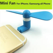 portable fan for iphone 2016 new gadget portable mini fan for iphone 6 6s plus 5s usb