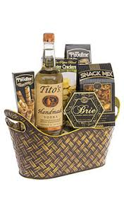 whiskey gift basket st s day gifts