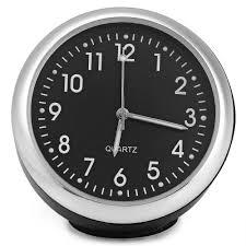 Beautiful Clocks by High Accuracy Luminous Digital Car Mechanics Quartz Clock Digital