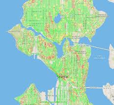 seattle map how this crowdsourced map is helping with disabilities