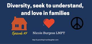 Seeking Text Episode Ep 49 Diversity Seek Understanding And In Families