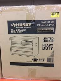 black friday forum home depot husky 26 in 5 drawer chest ymmv b u0026m 90 06 slickdeals net