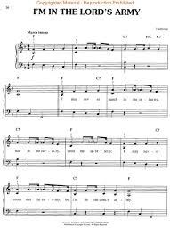 preview christian songs for children easy piano by various hl