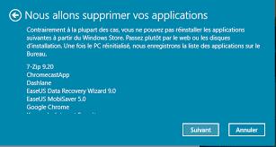installer la m sur le bureau windows 10 comment le réinitialiser tutoriel complet sospc