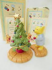 Winnie The Pooh Christmas Tree Decorations Winnie The Pooh Royal Doulton Porcelain U0026 China Figurines Ebay