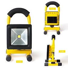 10w rechargeable flood light morpilot 10w rechargeable portable led work light 60w halogen bulb