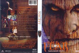 fear halloween horror nights the horrors of halloween the fear halloween night 1999 vhs and