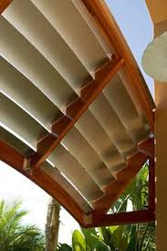 San Diego Awning Replace The Ugly Metal Awning With A Canvas One Project Central